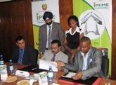 NSIC signs MOU with Mozambique
