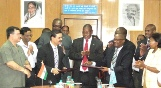 Memorandum of Understanding between NSIC & LEA, Botswana