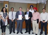 NSIC signs MOU with Punjab and Sind Bank for financing credit to MSME under its Bank Tie Up Scheme