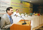 CMD, NSIC  inaugurates 2ND DLF Business Summit -2012