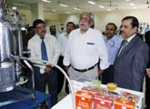 Secretary, MSME visits NSIC Incubation Centre