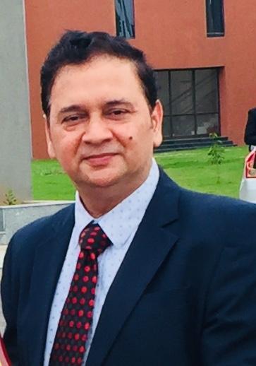 राजेश कुमार त्रिपाठी -महाप्रबंधक (मानव संसाधन, शिक्षा एवं विकास प्रभाग और प्रशासन)