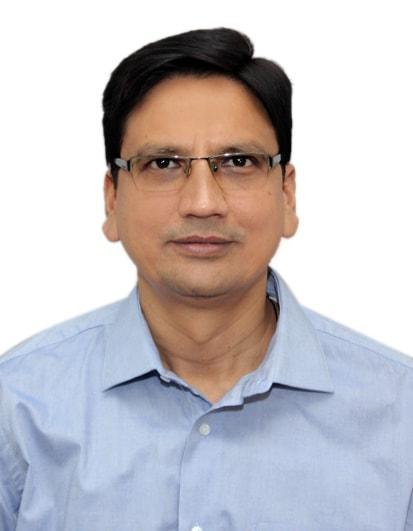 डॉ अविनाश कुमार चौधरी -महाप्रबंधक (व्यवसाय विकास आरएमडी)