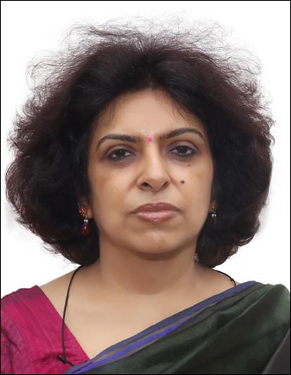 अलका नांगिया अरोड़ा -अध्यक्ष-सह-प्रबंध निदेशक